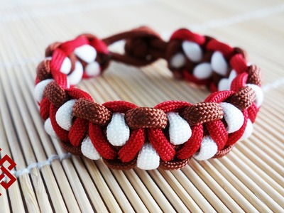 Solomon's Dragon Paracord Bracelet Tutorial
