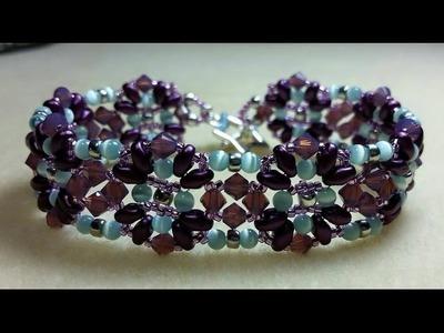 (Tutorial) Little Lacey Bracelet DIY ( Video 137)