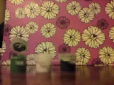 How to make a doll sponge