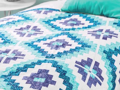 Learn to Quilt as You Go – an Annie's Video Class