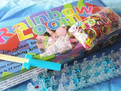 Rainbow Loom Complete Package! || Review