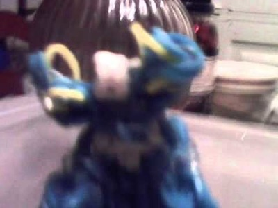 Rainbow loom pokemon froakie