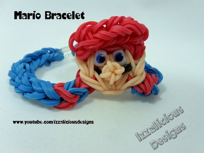 Rainbow Loom Super Mario Bracelet Tutorial