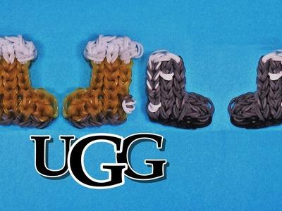 Rainbow Loom UGGS Boots Charm
