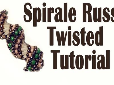 Sarubbest: tutorial Spirale Russa