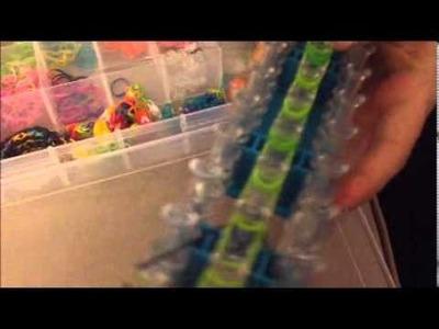 Snake Charm - Rainbow Loom