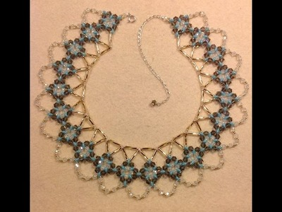 Summer Sparkle Necklace Design Tutorial