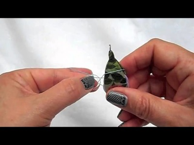 Tatting - Another Way to Cover a Ring