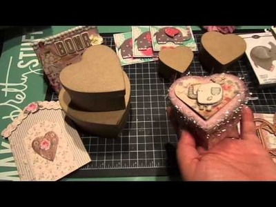 Valentine's Day projects and Gorjuss Everything Book