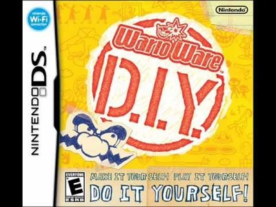 WarioWare D.I.Y. Soundtrack - Creating a Microgame