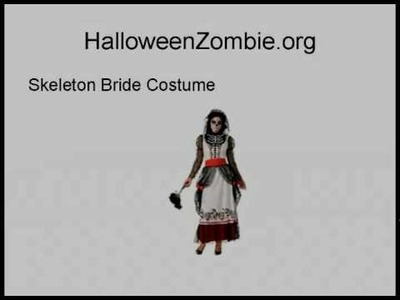 Zombie Halloween Costumes - SCARY