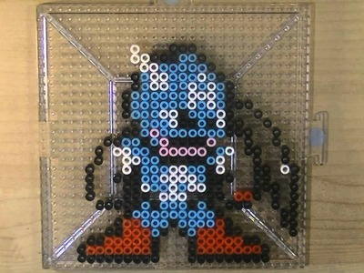 BEAD ART: Captain America (Giveaway)