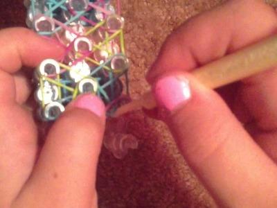 Bubble Rainbow Loom Bracelet