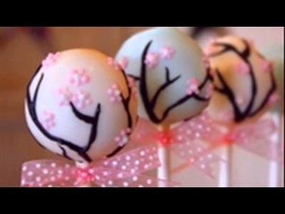 Cake pops decorating ideas