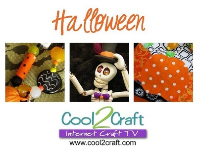 Cool2Craft - The Halloween Episode