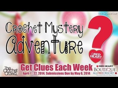 Crochet Mystery Challenge: Week 2