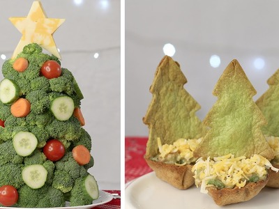 How to   DIY Healthy Holiday Snacks for Parties - Super Easy!