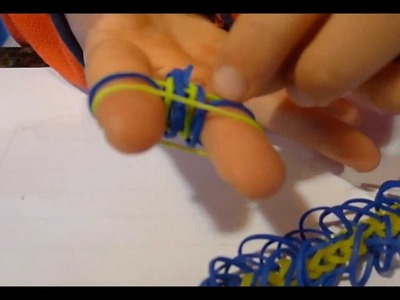 How To Make a PufferFish -Rainbow Loom