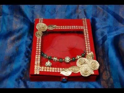 Jewellery boxes  bangle  box  chain box decorative return gifts  favors boxes favors  ranjanaarts
