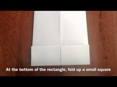Paper Folding: T-shirt