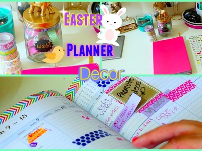 PLANNER DECORATING FOR BEGINNERS | Sensational Finds