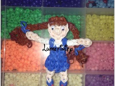 Rainbow Loom Dorothy (Wizard of Oz)
