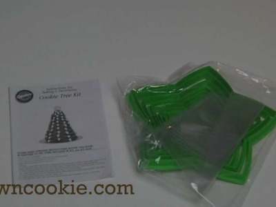 Star Christmas Tree Cookie Cutter Kit By Wilton