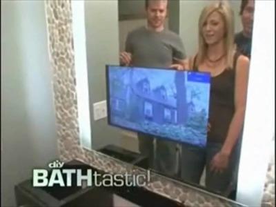 Bathroom TV   Bathtastic   DIY   Seura