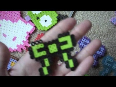 Craft Update #1: Perler Bead Creations