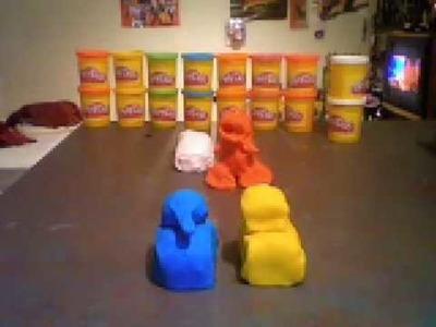 Evolution of Play Dough, part duex