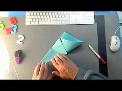 Fold paper to Trisect Any Angle