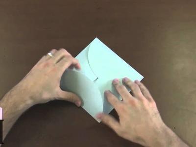 How Do I Fold a Pochette Invitation