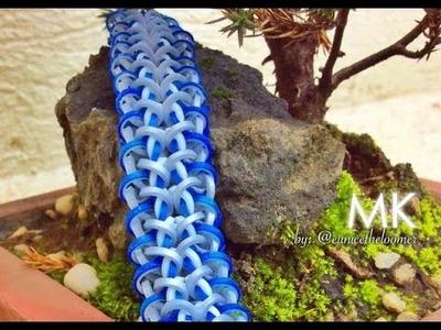 MK Hook Only bracelet design