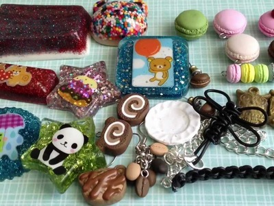 Update #11- Polymer Clay & Resin