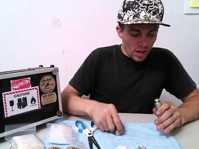 VapeSupply Tutorial 101: How To Use Japanese Cotton