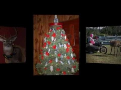 Classic Redneck Christmas Decorations