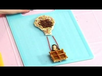 Food Craft: Pop-Star Hot Air Balloon