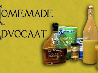 How to Make Advocaat - The Homemade Dutch Holiday Liqueur (Alternative to Eggnog)