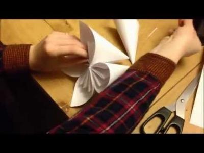 How to Make Big Paper Flower Balls