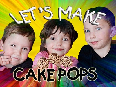 HOW TO MAKE CAKE POPS - Youtube