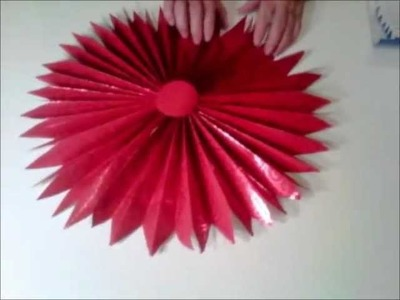 Inexpensive Paper Christmas decorations
