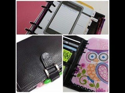 Make Your Planner a Wallet: My Day-Timer Planner.Wallet Combo