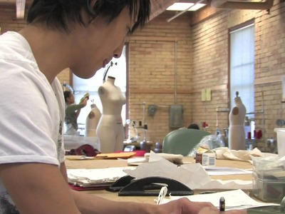 Making of (in)sight: a U of M fashion show