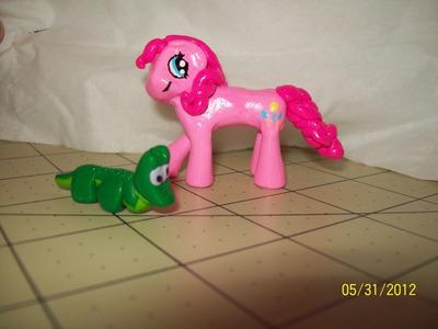 Polymer Clay - Pinkie Pie Tutorial
