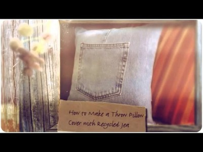 Top 10 DIY Repurposed Old Jeans