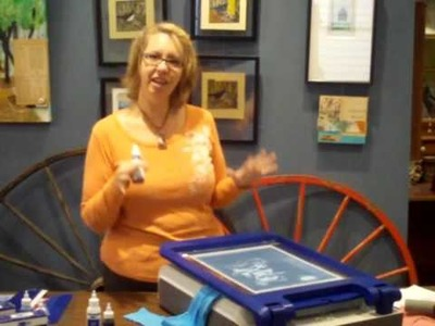 What would Yudu? with Jenn Mason - Preparing and Printing