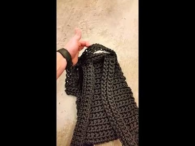 550 Paracord Backpack Part 2