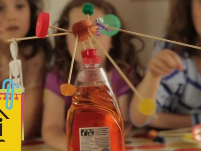 Balancing Sculptures - Science with children - ExpeRimental #10