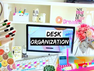 DIY Desk Organization & Decoration Ideas