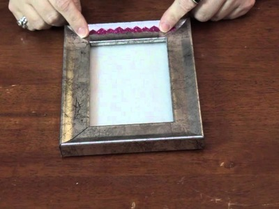 Easy Ways to Decorate Photo Frames : Various Decorative Crafts